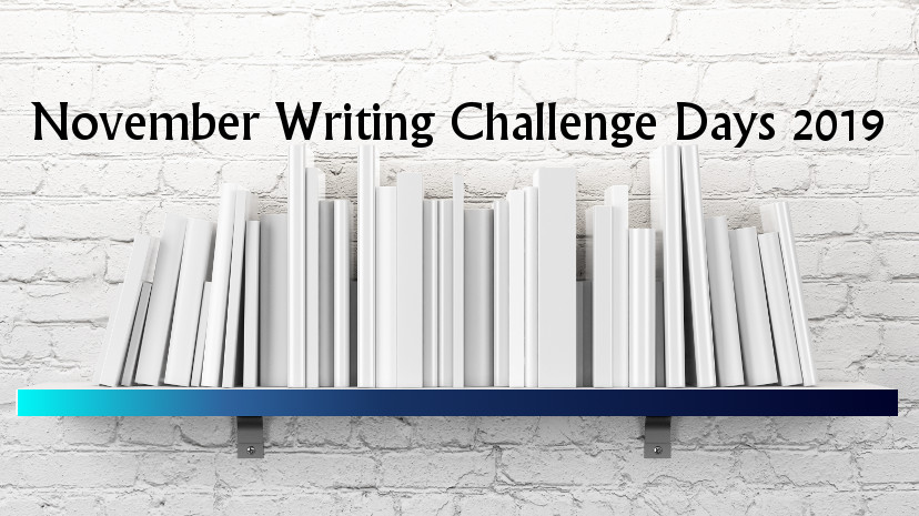 November Writing Challenge Days 2019 (NaNoWriMo Support)